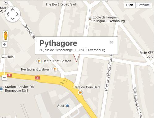 pythagore.adresse