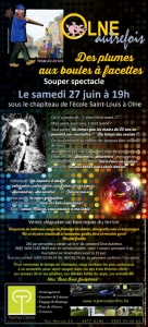 Souper spectacle Olne 2015