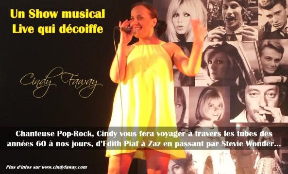Cindy Faway - Annees Sixties